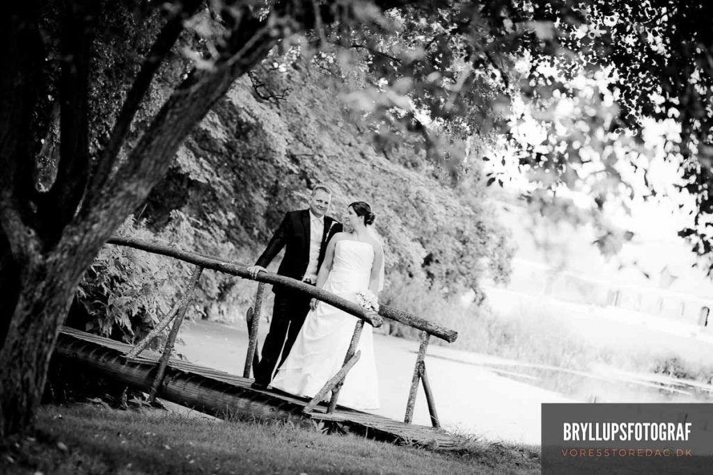 professionel fotograf bryllup