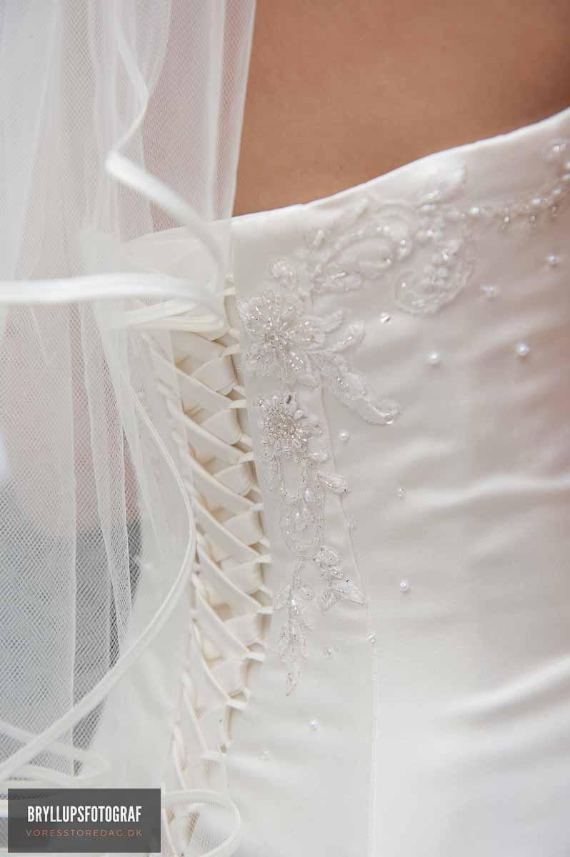 festkjole til bryllup