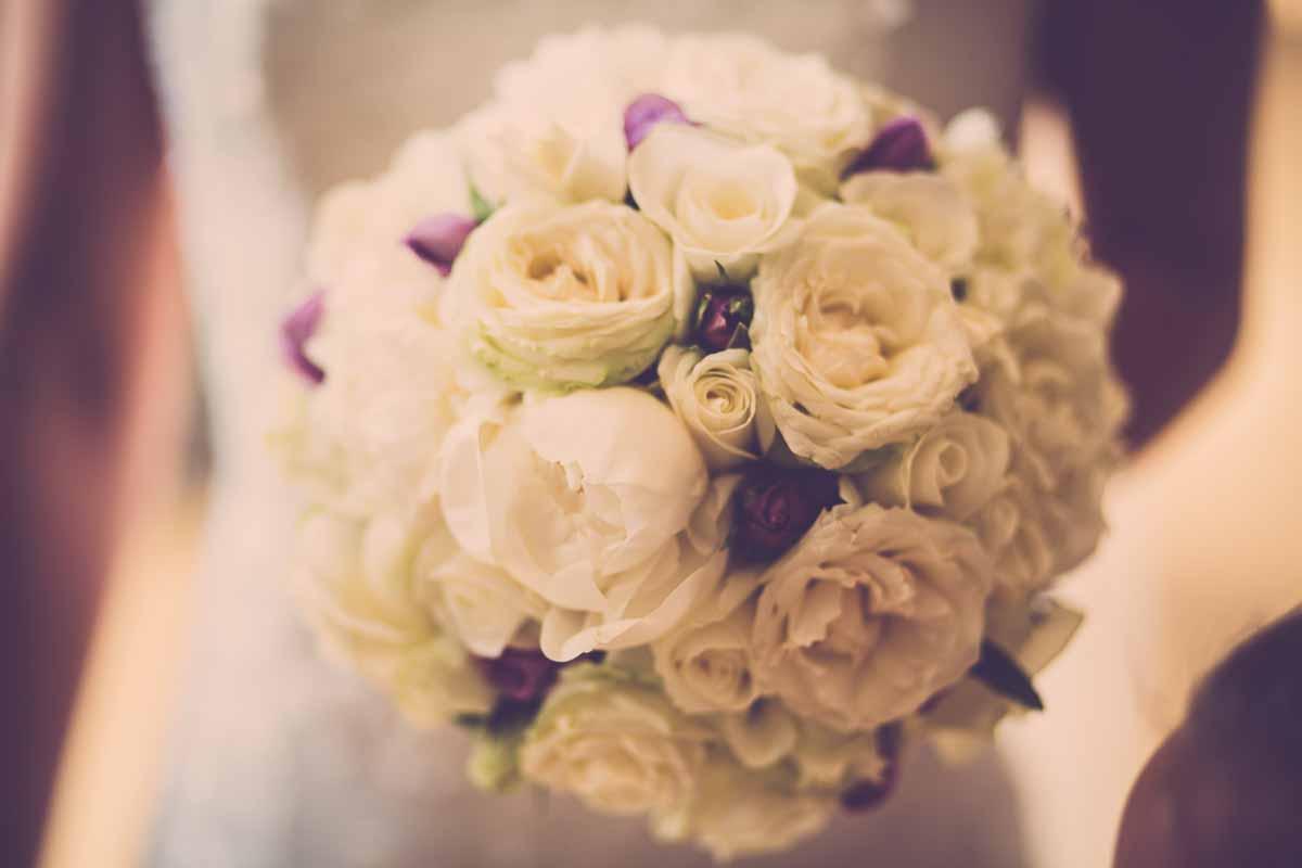 billeder af brudebuket