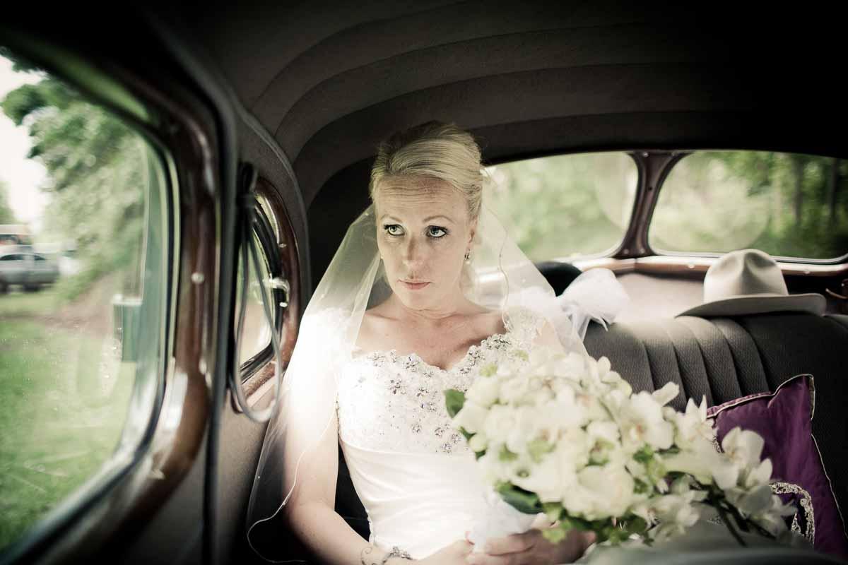 Brudebuketten er brudens vigtigste accessory