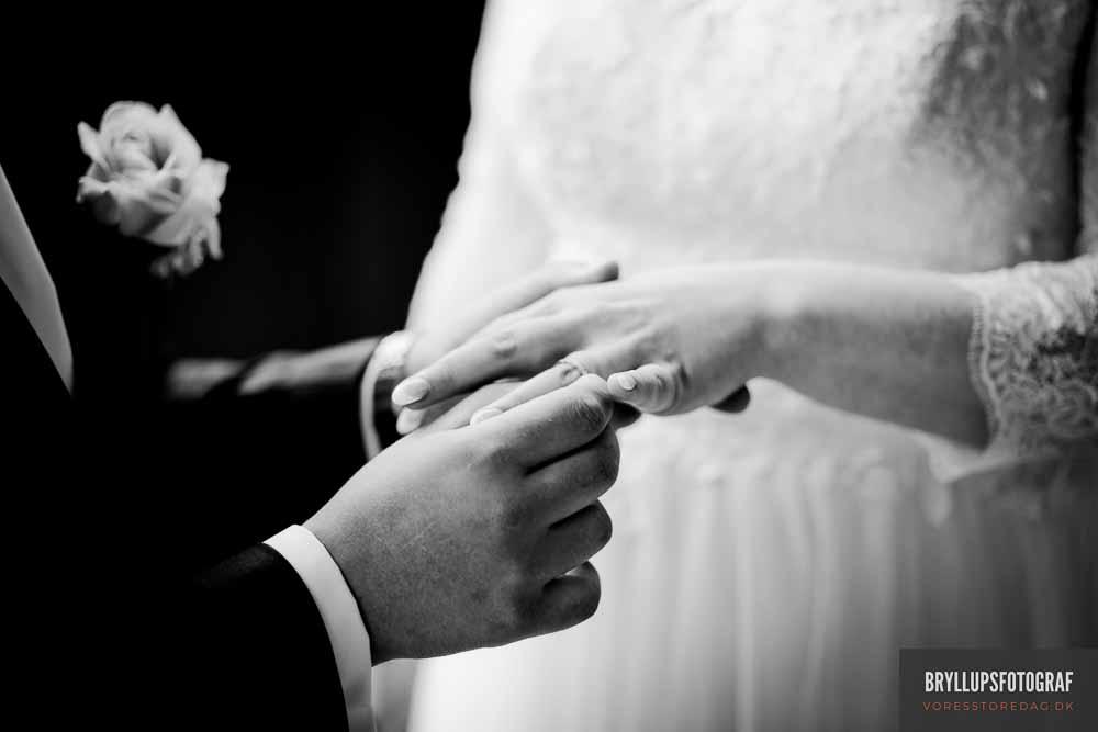 På jagt efter Vielsesringe og forlovelsesringe?