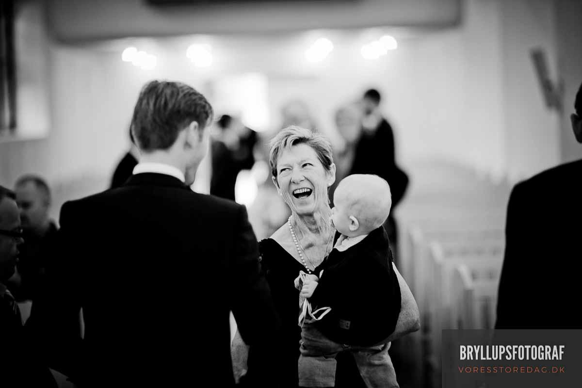 bryllup i kirke