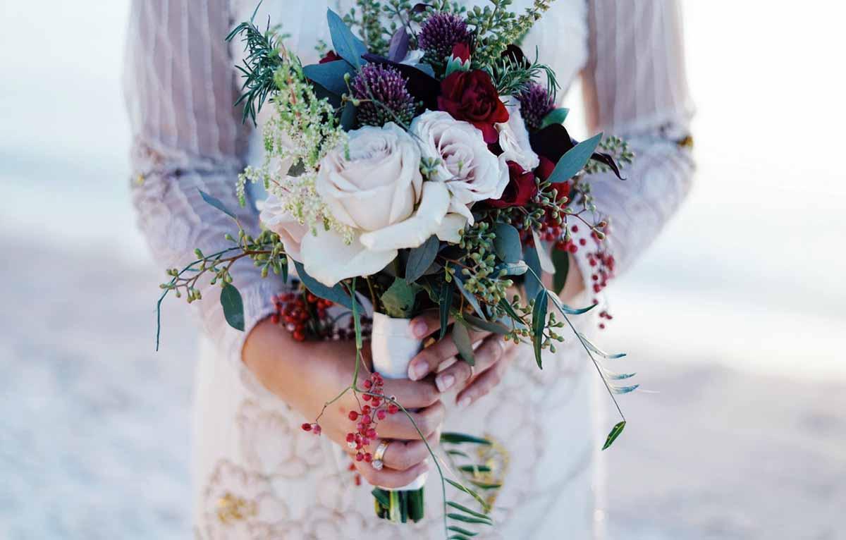 buket bryllup