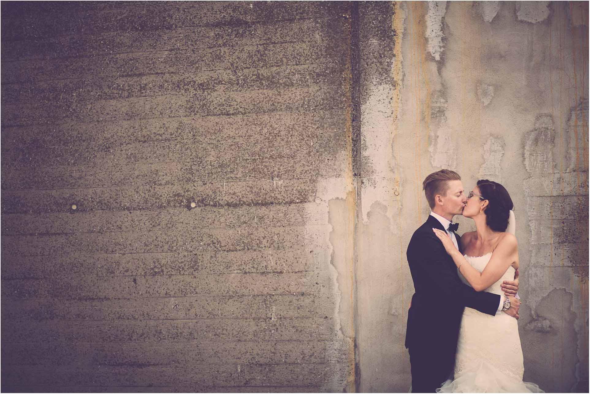 Kreative bryllupsbilleder