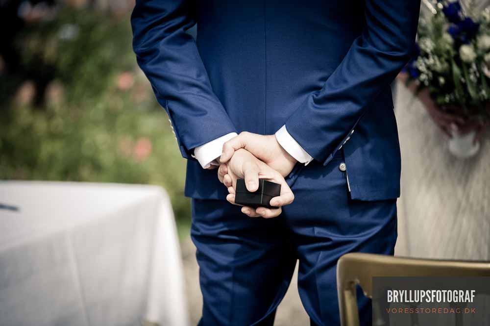 bryllup med overnatning