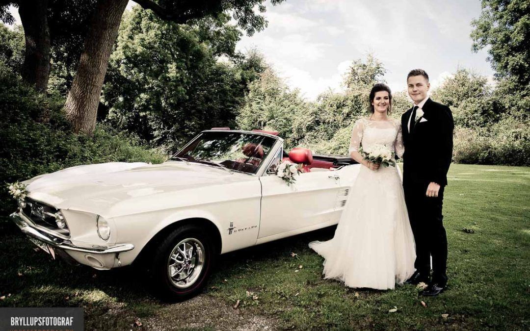 Idéer til bryllupskørsel