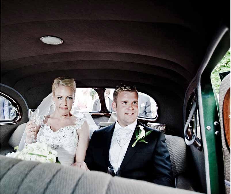 Forskellige bryllups køretøjer og det man skal vide