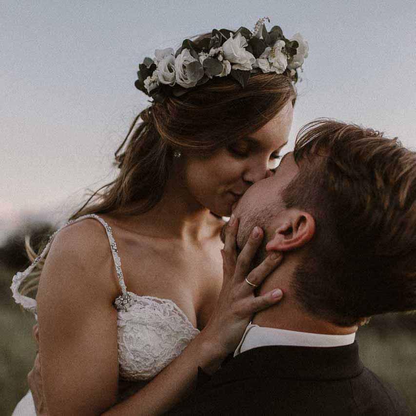 specialiseret bryllupsfotograf